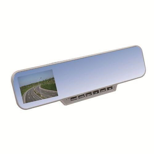 飛樂超薄型後視鏡HD行車記錄器