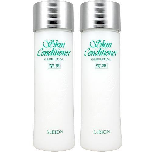 ALBION 艾倫比亞 健康化妝水N(330ml)*2