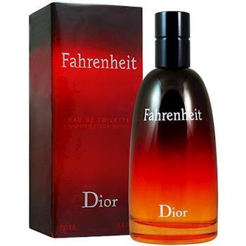 Dior 迪奧 FAHRENHEIT華氏溫度男性淡香水(50ml)