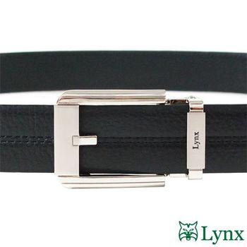 【Lynx】紳士自動扣皮帶 LY11-8805-99