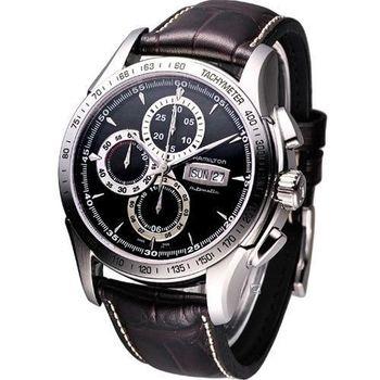 HAMILTON Lord Hamilton 機械計時腕錶 H32816531