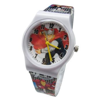 迪士尼Marvel休閒錶(大) - 復仇者聯盟 神力雷神索爾