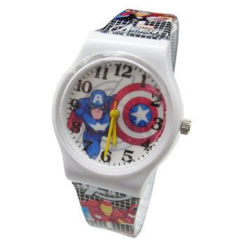 迪士尼Marvel休閒錶(大) - 復仇者聯盟 神盾美國隊長