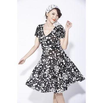 Beauty S高彈力冰涼背心洋裝組-預購