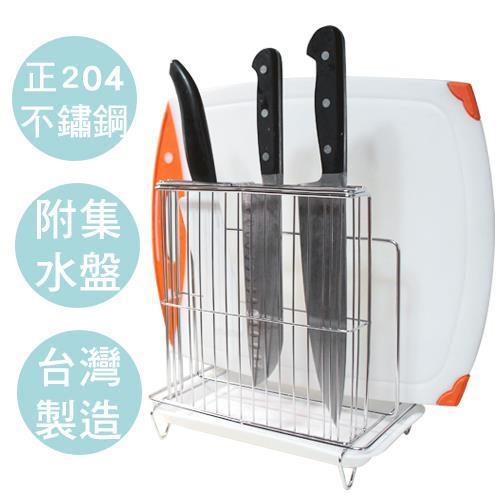 刀具砧板架附集水盤-ST-3001