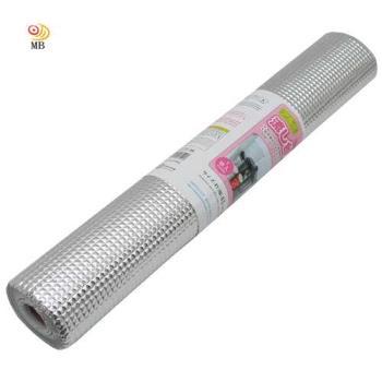 月陽200cm可裁剪蜂巢鋁箔面防油污餐墊防潮墊抽屜墊(396)
