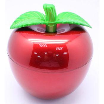 金蘋果餅盒 大蘋果 餅乾盒 糖果盒 喜慶宴客 過年過節 結婚嫁娶 送禮自用