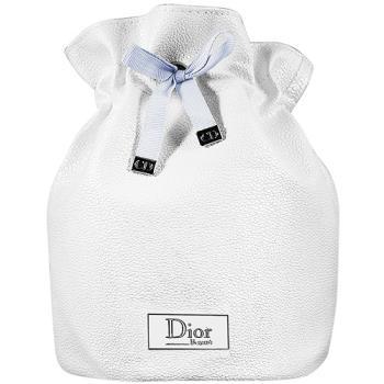 Dior 迪奧 星鑽束口圓桶袋