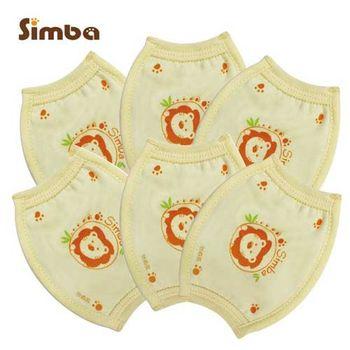 【小獅王辛巴】兒童竹炭口罩天然防護六入組
