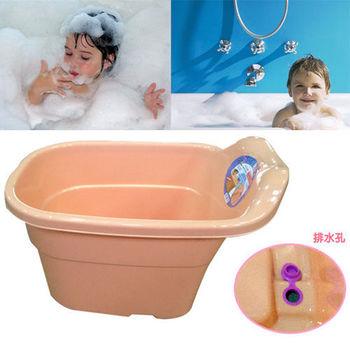 艾妮兒童泡澡桶 大浴盆 洗澡桶 泡湯桶 浴缸 泡湯 淋浴桶