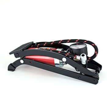 高壓單管打氣筒 汽車自行車氣球籃球充氣墊皆適用