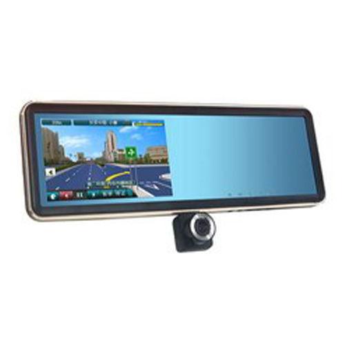 CORAL後視鏡型導航行車記錄器