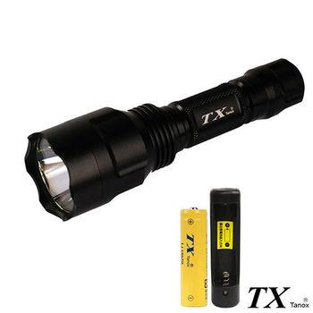 【特林TX】美國CREE T6 LED 五段式遠距強光手電筒(T-C8T6-Z)