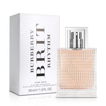 【即期品】Burberry  風格搖滾女性淡香水(30ml)