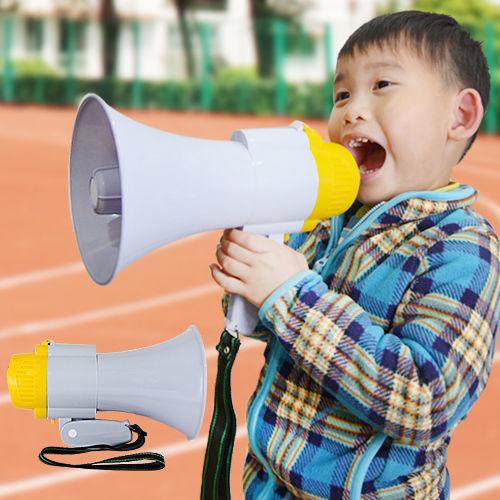 大聲公錄音喊話器/擴音器/可折疊