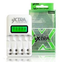 【VXTRA】LCD智慧型2.4A大電流充電器