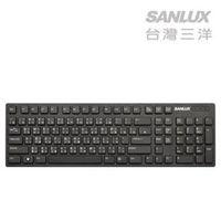 三洋 USB巧克力鍵盤(SYKB-03U)