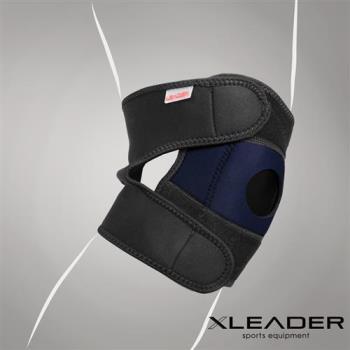 【LEADER】戶外超輕透氣網布護膝