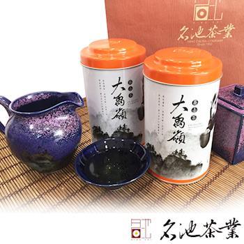 名池茶業 山嵐好茶大禹嶺高山茶 8件組回饋價(150g x8包/贈:提袋二入)