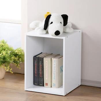 【Homelike】現代風單格置物櫃