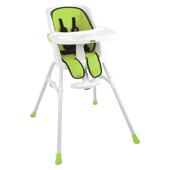 Yip baby 第二代多功能高腳餐椅-綠