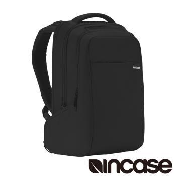 【Incase】ICON Backpack 15吋 雙層筆電後背包 (黑)