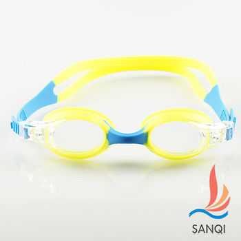 SANQI三奇 歡樂一夏 兒童泳鏡戲水必備(277-共3色F)