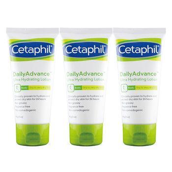 【Cetaphil舒特膚】ERC 5 強護保濕精華乳(85g x3)