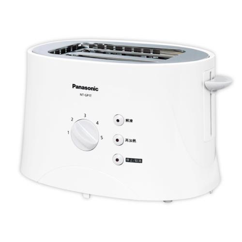 【Panasonic國際牌】五段調節烤麵包機