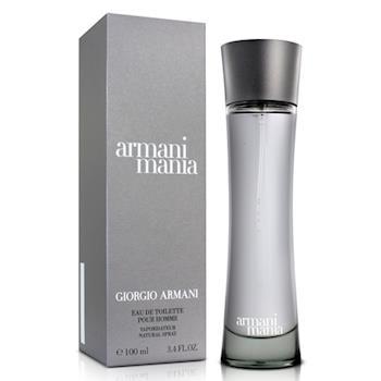 GIORGIO ARMANI Mania男性淡香水(100ml)