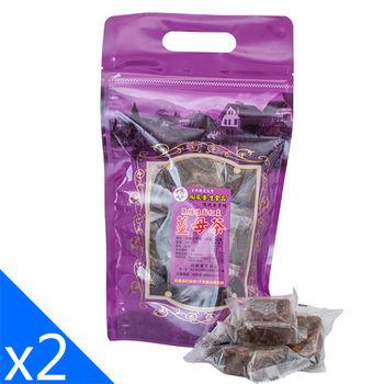 向家養生食品 黑糖桂圓紅棗薑母茶 500gx2包入