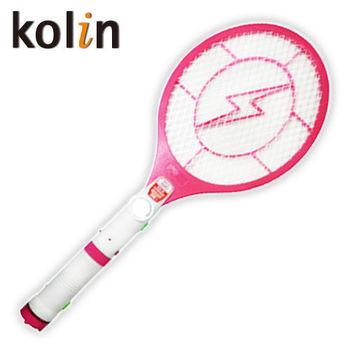 Kolin 歌林 三層/充電式手電筒電蚊拍 KEM-KU129