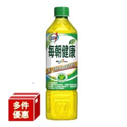 御茶園 每朝健康綠茶(650ml-24入)