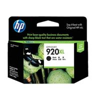 HP CD975AA No.920XL 原廠黑色墨水匣