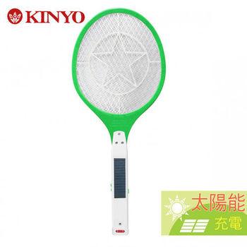 KINYO 太陽能充電式電蚊拍 CM-2226