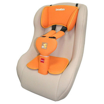 【喜多】幼兒汽車安全座椅(咖/橘)