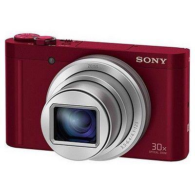 SONY WX500 翻轉玩美 光學30x數位相機(公司貨)