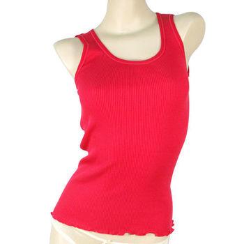 【賽凡絲 】時尚百搭素色蠶絲背心超值3件組