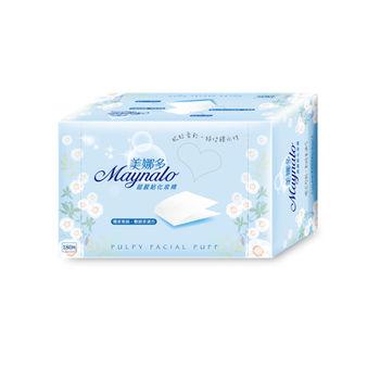 美娜多超服貼化妝棉 - 藍-紙纖  美容考試首選 (180片x48盒)