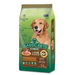 加好寶經典乾狗糧-羊肉口味(15kg/包)-網