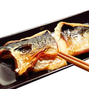 《量販批發》挪威薄鹽鯖魚32片(210g/包)