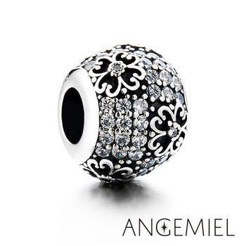 Angemiel安婕米 925純銀珠飾 高雅 串珠ASC036