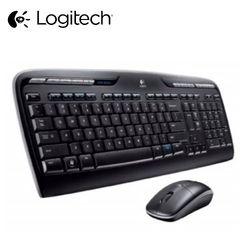 Logitech羅技 MK330 無線滑鼠鍵盤組