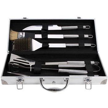 《WASHAMl》不鏽鋼燒烤工具6件組
