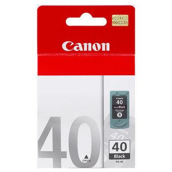 Canon PG-40 原廠黑色墨水匣