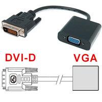 fujiei DVI(24+1)TO VGA影音訊號轉換線