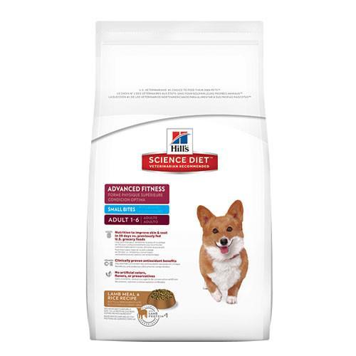 【Hill's】美國希爾思 成犬 羊肉&米配方 小顆粒 飼料 15公斤 X 1包