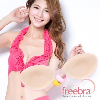 天使霓裳 隱形胸罩 性感輕薄款Freebra內衣胸墊(膚A-D) HES1130