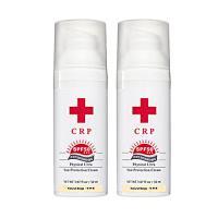 CRP 物理性潤色隔離防曬霜 SPF50粉嫩膚(50ml x2)