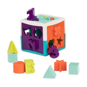 美國【B.Toys】- 歡樂立方